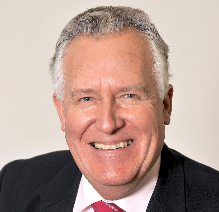 Lord Peter Hain joins the Wits Business School