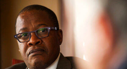 More somersaults at Megawatt Park: Brown boots out Molefe after Pravin burn