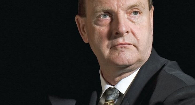 Why Paul O'Sullivan boxes on, despite the odds