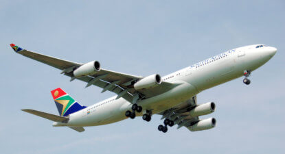 SAA CEO Jarana's bid to straighten up and fly right