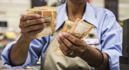 David Melvill: Rand seems undervalued – look at gold, hamburgers for clues