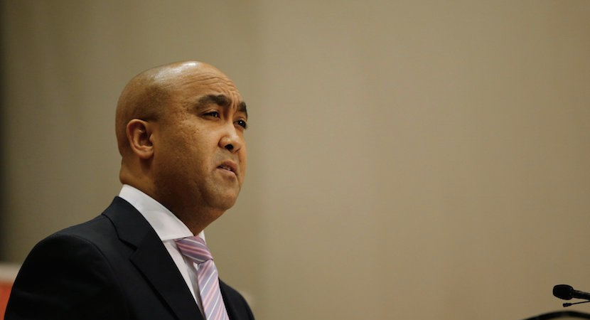 National Director of Public Prosecutions Shaun Abrahams