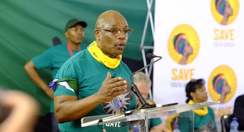 Winds of change hit the SABC, Pityana tells national radio: Zuma is corrupt.