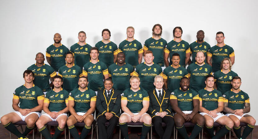 Can Boks outmuscle Wales? Four debutants in match day 22.