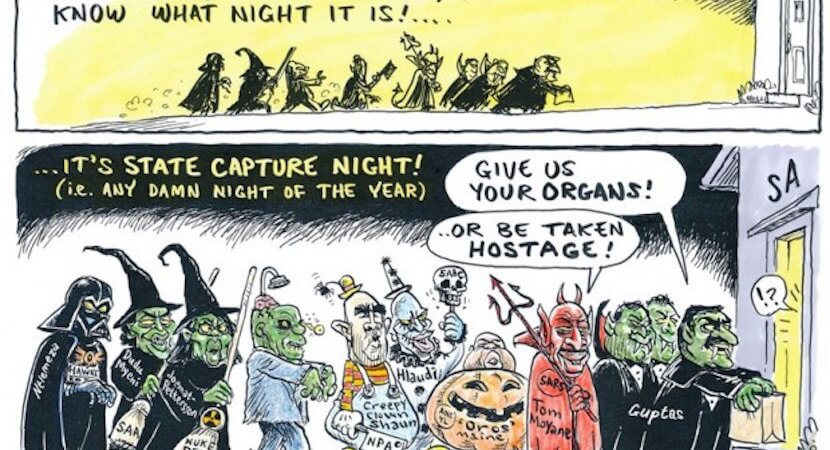 Madonsela's Masterpiece: Now obvious why #Zuptas were desperate to block it