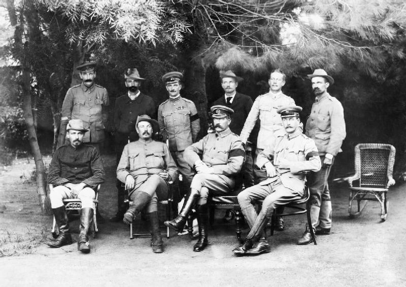 The Second Anglo - Boer War, South Africa 1899 - 1902
