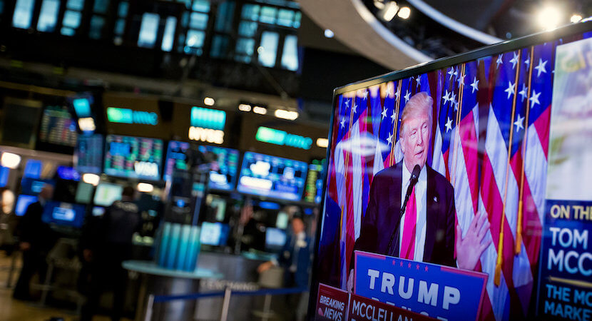 Matthew Lester: Trump and the Life of Brian. A 30yr saga.