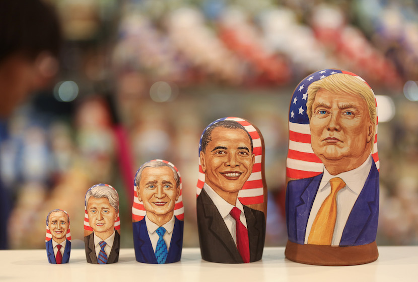 Donald Trump US Presidents