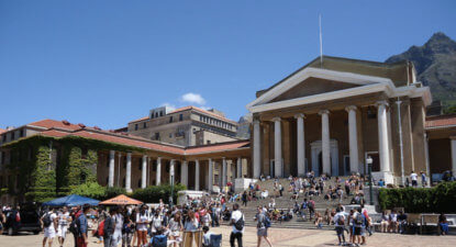 Top academic on UCT 'elephant in room': Students are 'educationally disabled'