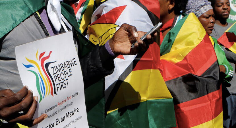 Zimbabwe's allowing the diaspora vote, pure PR says analyst