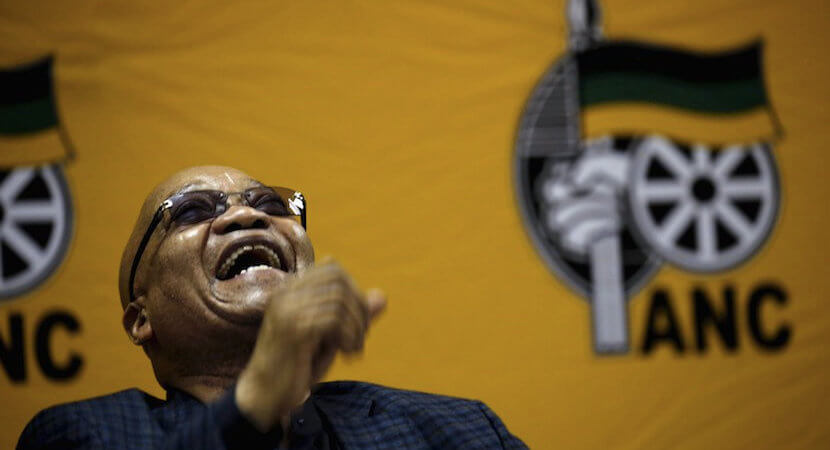 How world sees SA: Zuma, his ANC friends are 'embarrassed idiots'
