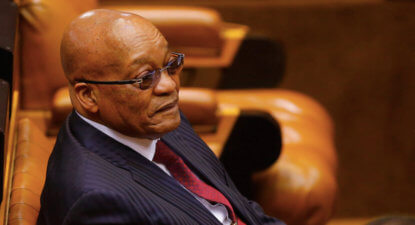 Epic economic fail! How President Zuma has delivered fresh deadly blows to SA growth
