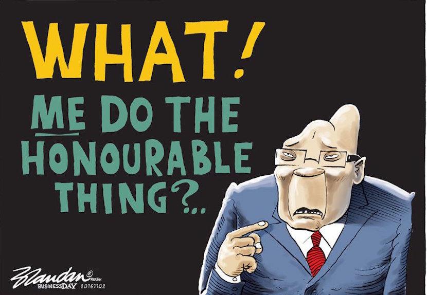 Cartoon published courtesy of Twitter @brandanrey