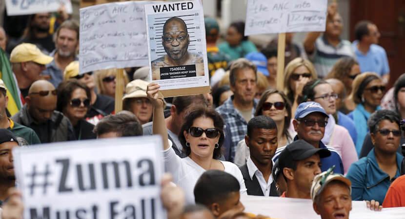 Max du Preez: White privilege a bigger enemy than Zuma