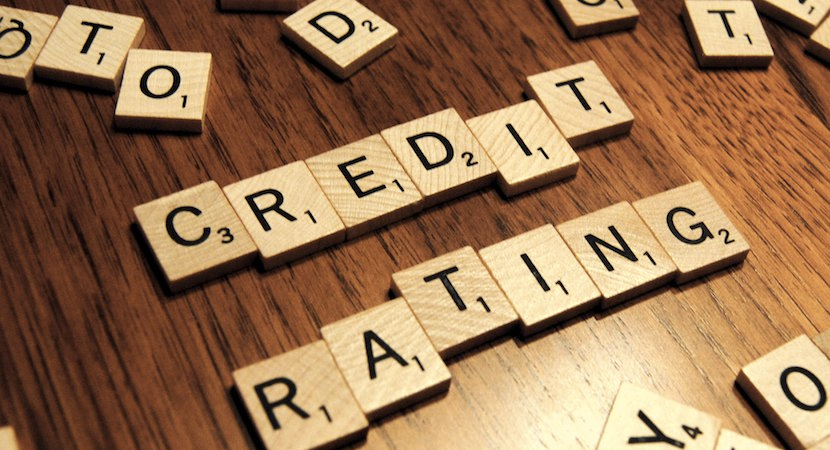 Credit Rating debt downgrade