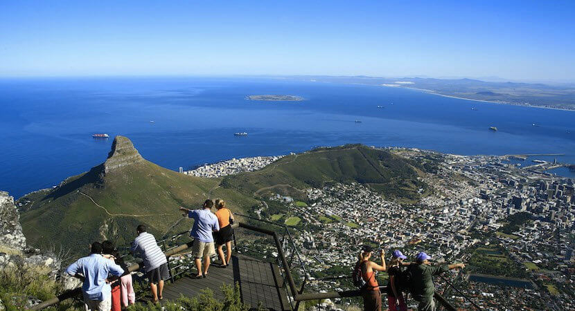 World's 20 must-go holiday destinations for 2017: Cape Town cracks the list