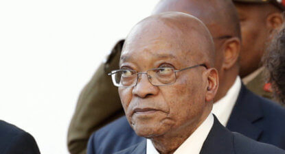 How world sees SA: Under Zuma, South Africa is an organised crime syndicate heading for ruin