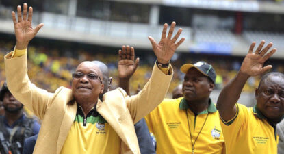 ANC – sticking with the devil they know – unpacking the pathology of power