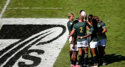 Blitzboks retain overall World Sevens Series lead despite defeat in Hamilton