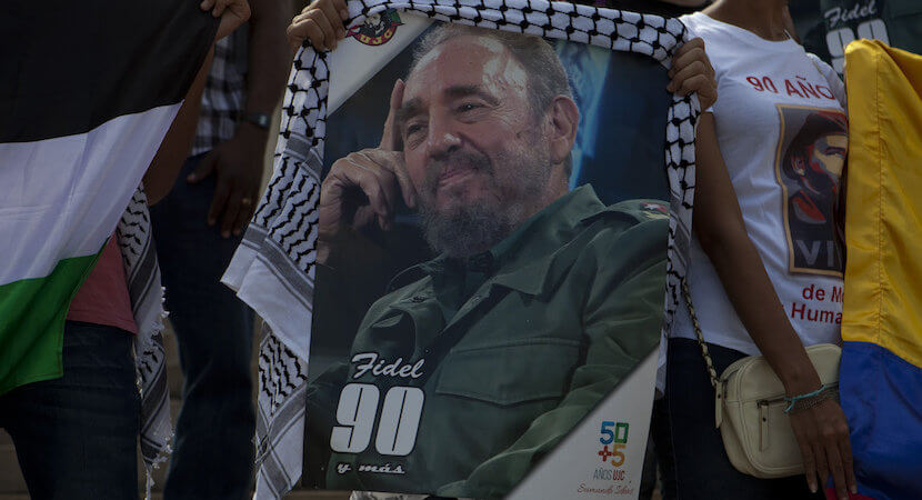Solidarity on why Fidel Castro should not be SA's role model