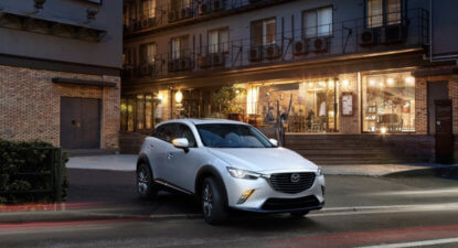 Mazda CX3 – fighter plane or SUV?