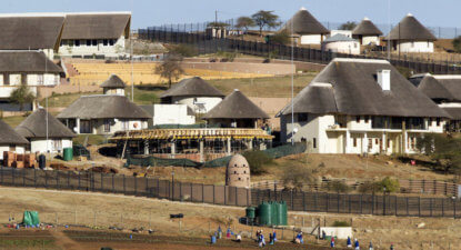 WORLDVIEW: A Zuptoid cold shower. Zulu-media turns against King of Nkandla. Hope Springs.