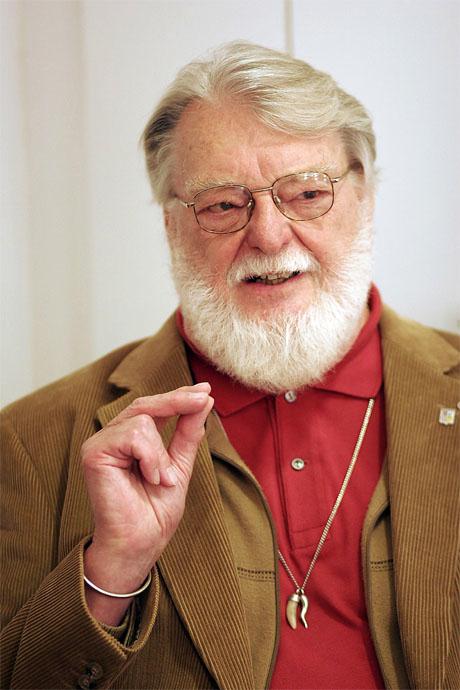Professor Manfred Max-Neef
