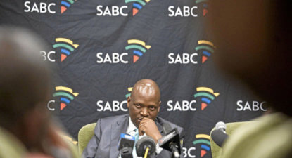 Motsoeneng's SABC 'enforcers' finally feel the heat