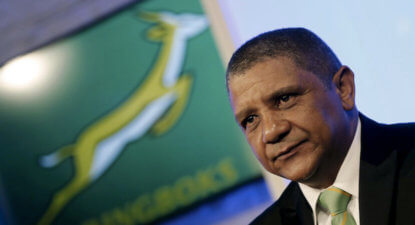 It's official: Allister Coetzee is no longer the Springbok coach