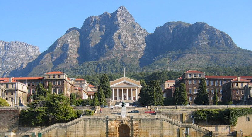 Is there a Fallist 'Fix' on at the University of Cape Town?