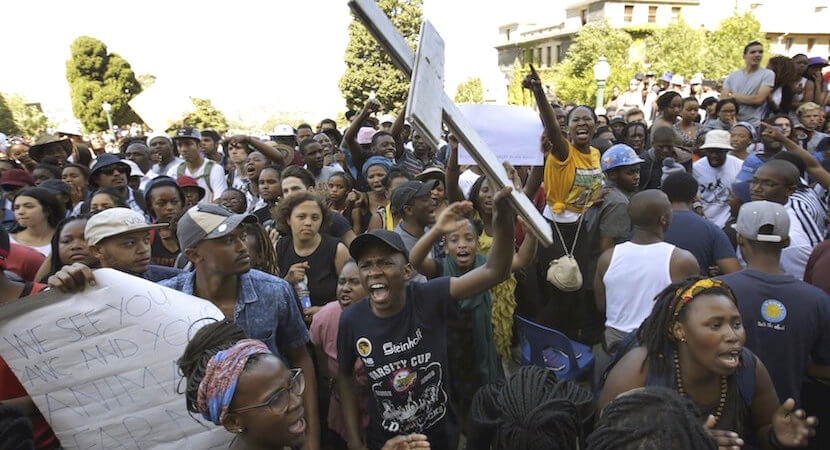 Senior UCT academic: 'To survive, SA universities must learn to engage with chaos'