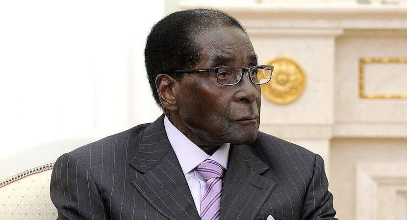 Cathy Buckle: What President Robert Mugabe didn't say – 28 minutes wasted.
