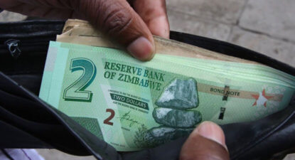 Tales of Zimbabwe's cash-crunch: 'Thank goodness for Econet's Strive Masiyiwa'