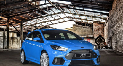 The editor's top 5 cars of 2016