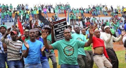 Handling labour relations basics will help avert our credit slide – Solidarity