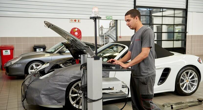 Porsche launches educational training project for disadvantaged South Africans