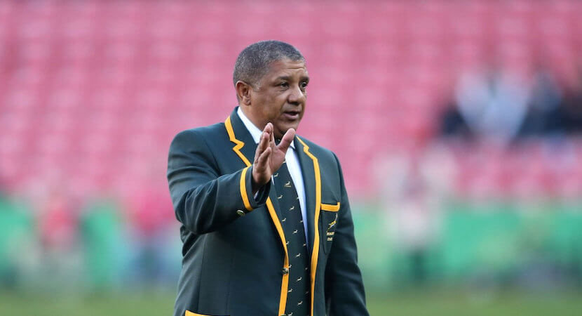 Wholesale changes to the Bok team to face France