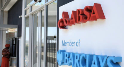 Barclays Africa retail banking CEO Moganwa exits as Ramos flattens management structure