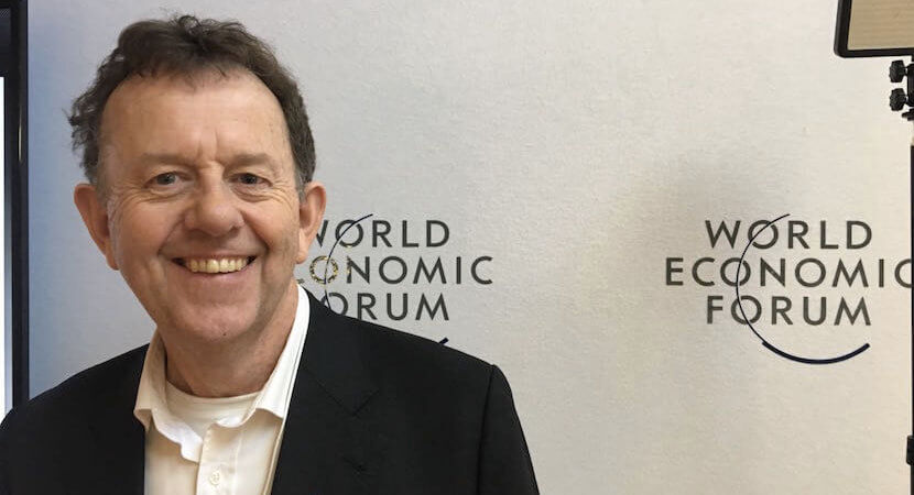 Davos Diary Day 2: Max Price's red card but 2017 looks brighter for SA