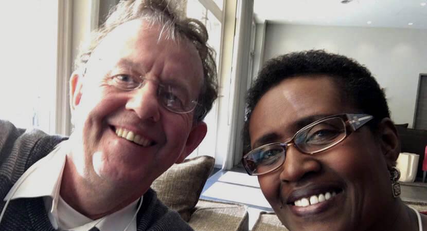 Capitalism's ultimate disruptor: Oxfam's billionaire-shaming Winnie Byanyima
