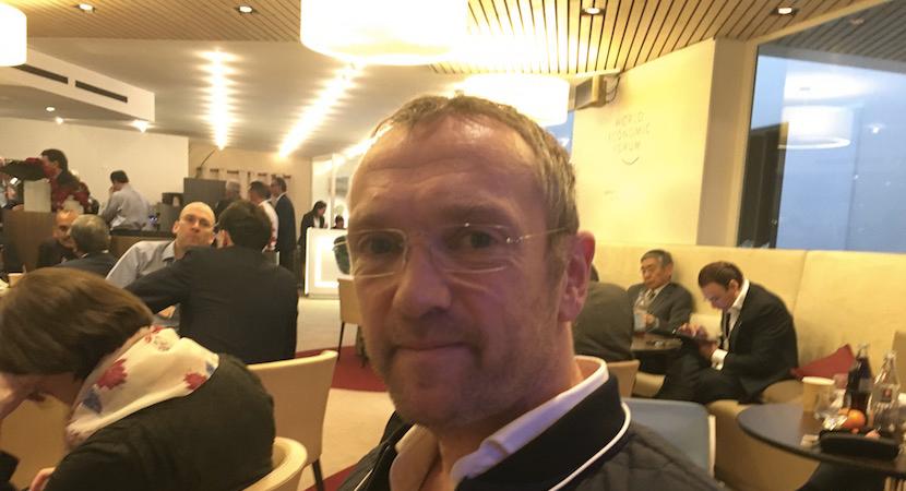 Bob van Dijk, CEO of Naspers.