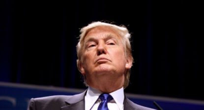 Has Trump signed up world for financial crisis? Nigel Dunn raises red flags