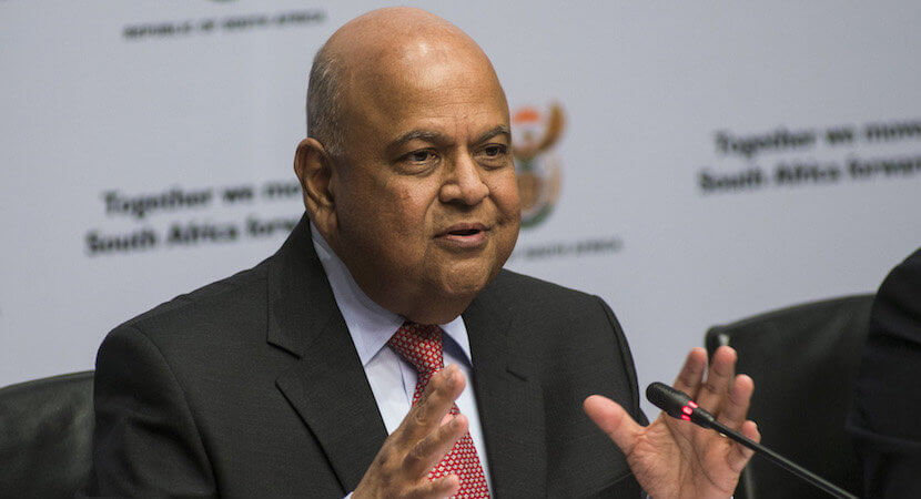 A credible Gordhan was stymied by political & policy paralysis – lacked a meaningful rescue