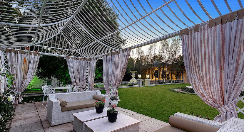 Look inside Gauteng's R100m superhome! The Houghton Ridge spot fit for a king