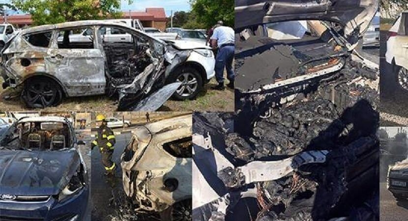 Ford South Africa issues recall on Kuga 1.6 models after numerous fires