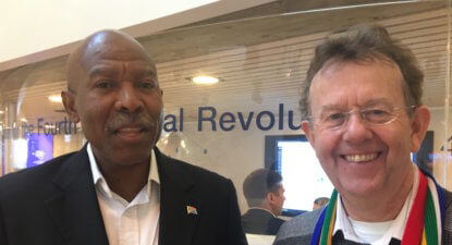 Lesetja Kganyago: Why SARB loves blockchain, what we're doing to promote it
