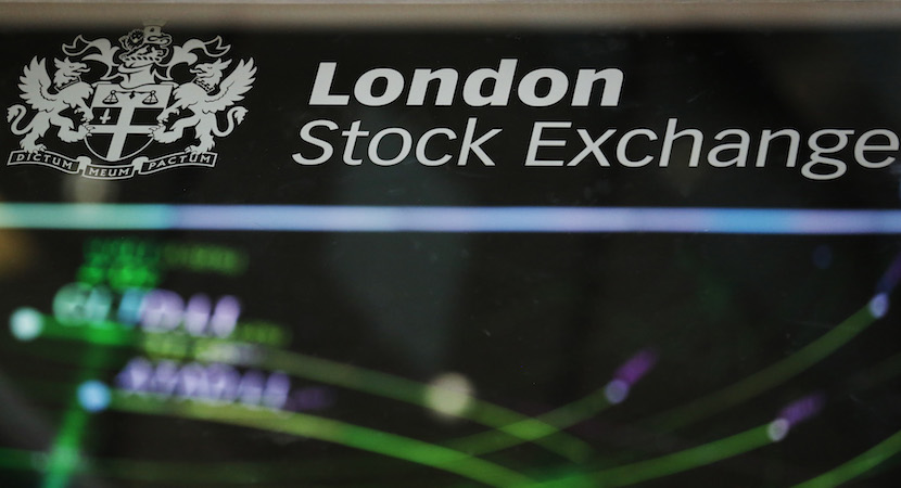 LSE, London Stock Exchange, FTSE 100 companies