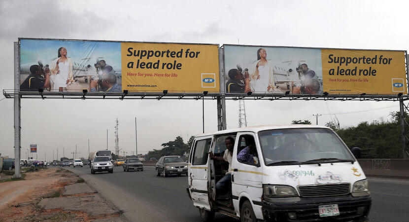 Letter shows MTN received Nigerian approval to repatriate funds last year