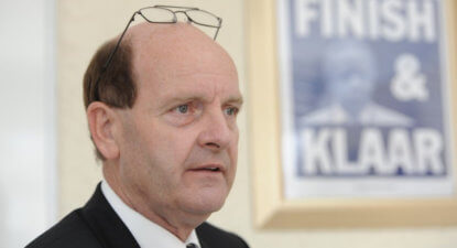 Paul O'Sullivan invites South Africa to join his corruption busting efforts