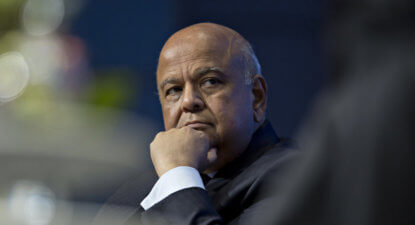"Gordhan's ""Last Hurrah"" tomorrow?"